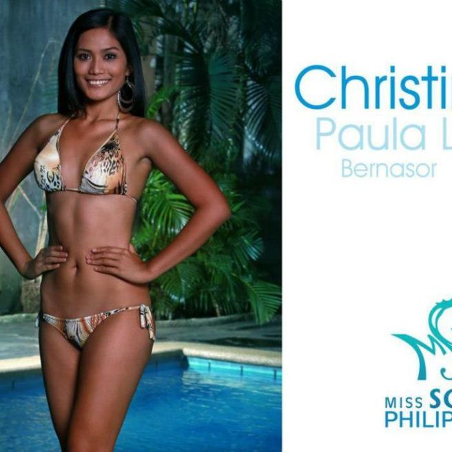 My first official photo for Miss SCUBA Philippines 2012